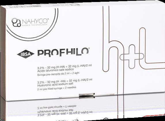 ROFHILO – Wypełnianie zmarszczek Stabilizowane Kompleksy Hybrydowe - Molekuła Młodości